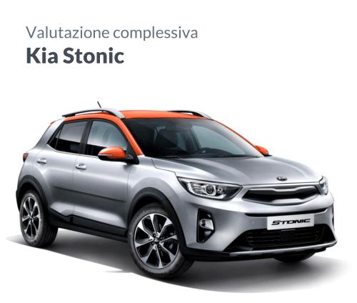 Kia Stonic: recensione di Alessio Frassinetti di Theme-prestashop