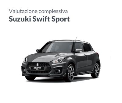 Suzuki Sport Swift: recensione di Alessio Frassinetti di Theme-prestashop