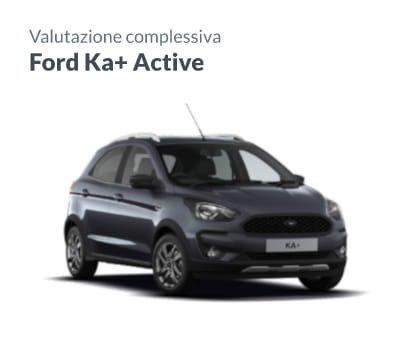 Ford Ka+ Active: recensione di Alessio Frassinetti di Theme-prestashop