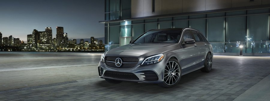 nuova Mercedes-Benz Classe C Wagon Hybrid