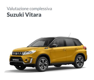 Suzuki Vitara: recensione di Alessio Frassinetti di Theme-prestashop
